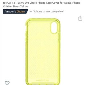 NWT iPhone Case for Xs Max